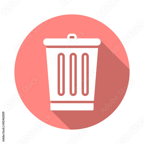 Delete Trash Bin Internet button Icon App Apps Stock Photo ... |Delete Trash Button Icon