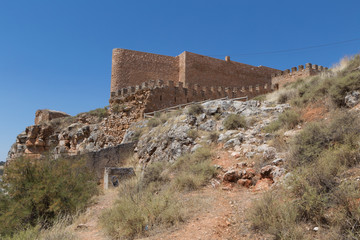 Castle of Penarroya