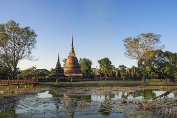 Sukhothai Historical Park World heritage Thailand