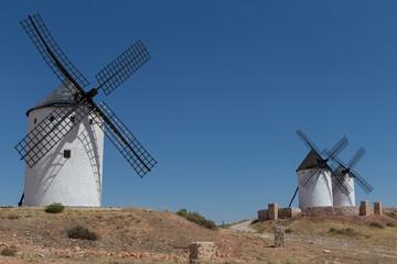 Windmilsl near Alcazar de San Juan