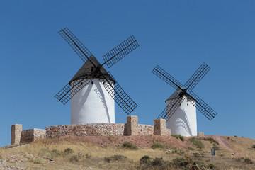 Windmills near Alcazar de San Juan