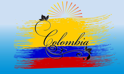 colombian flag photos royalty free images graphics vectors