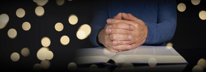 Gebet.