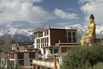 Monastère de Likir au Ladakh