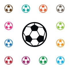 Isolated League Icon. Match Vector Element Can Be Used For League, Match, Offside Design Concept.