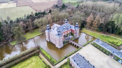 Castle Hillenraad aerial
