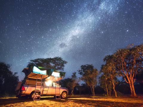 Life under the stars