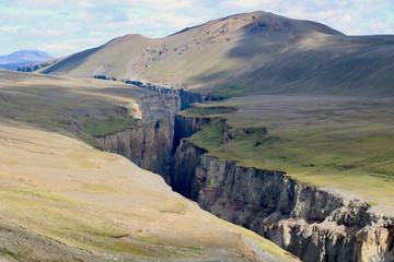 Kárahnjúkar Canyon, Island