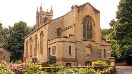 Cadder Parish Church, Bishopbriggs, Scotland, UK.