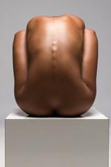 Multiracial woman