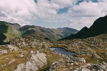 Seen am Stubaier Höhenweg, Österreich
