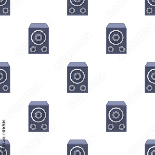 Subwoofer For Loud Musicrty And Parties Single Icon In Cartoon