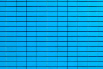 blaue Fliesen Hintergrund