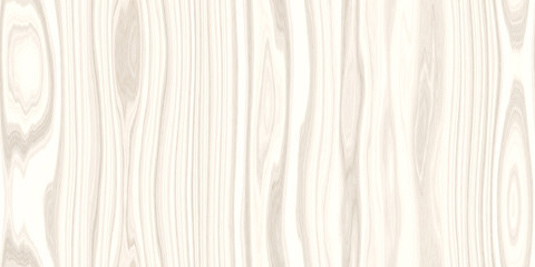 Seamless White Wood Texture. Vertical across tree fibers direction