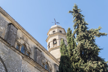 Cathedral of the Assumption of the Virgin of Baeza,  Jaen, Spain