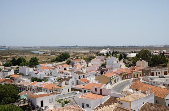 Castro Marim in Portugal