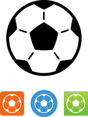 Fùtbol Icon - Illustration
