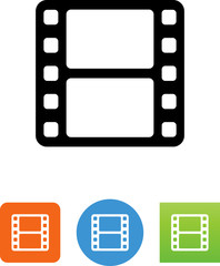 Film Icon - Illustration