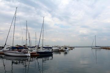 Port of Odessa, Ukraine