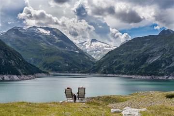 Berge Alpen Österreich