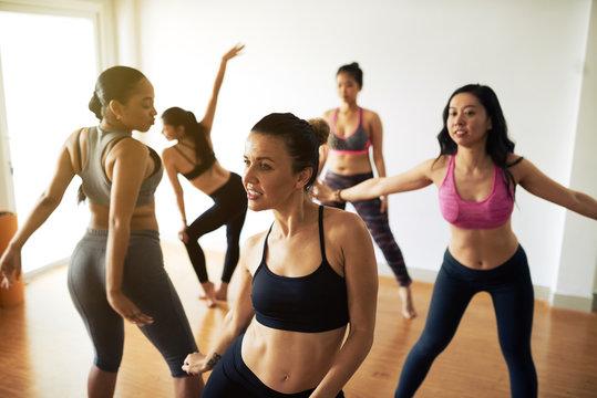 Expressing Feelings in Dance