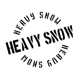 Heavy Snow rubber stamp. Grunge design with dust scratches. Effects can be easily removed for a clean, crisp look. Color is easily changed.