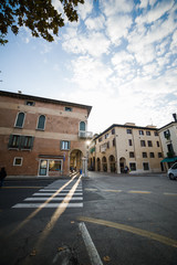 Treviso street view