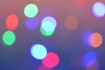 bokeh lights retro background colorful 1