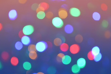 bokeh lights retro background colorful 10
