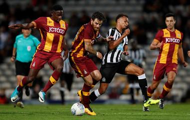 Bradford City vs Newcastle United - Pre Season Friendly