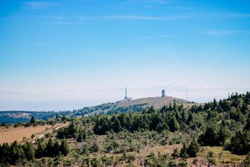Randonnée au Crêt de la Perdix dans le Parc du Pilat
