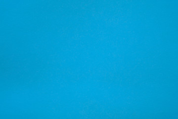 Texture of blue color a brushed paper sheet for blank and pure background