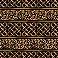 Nordic Celtic pattern