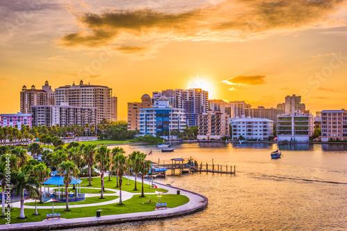 Fototapete Sarasota, Florida, USA