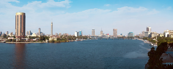 Cairo Panorama at Daylight