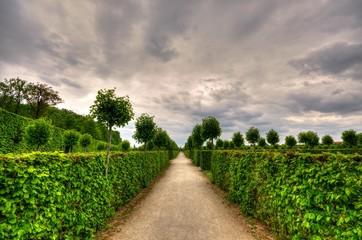 Gartenpark Eremitage Stadt Bayreuth Oberfranken