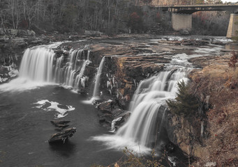 Alabama waterfall