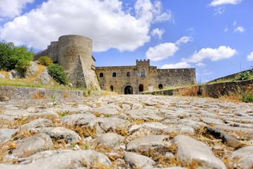 castle of Bovino , Gargano - Foggia - Apulia - Italy