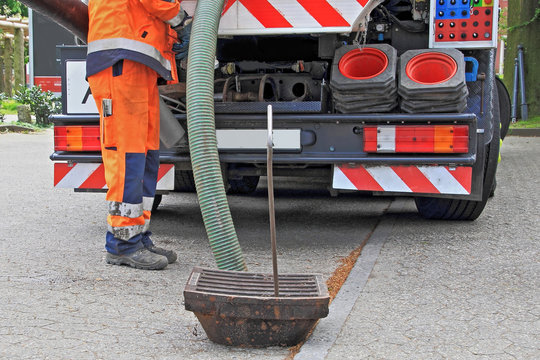 Kanalreinigung, Kanalsanierung, Kanalinspektion