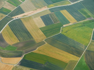 field pattern arial