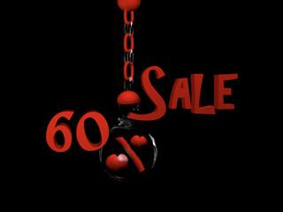 Sale 60%