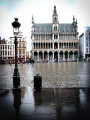 Bruxelles, Maison du Roi sur la Grand-Place (Belgique)