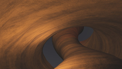 Carved Canyon