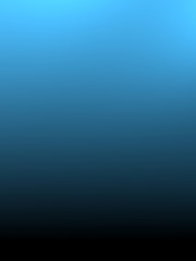 Abstract gradient blue background