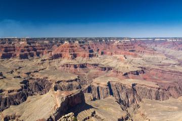 Aussicht auf den Grand Canyon, Utah