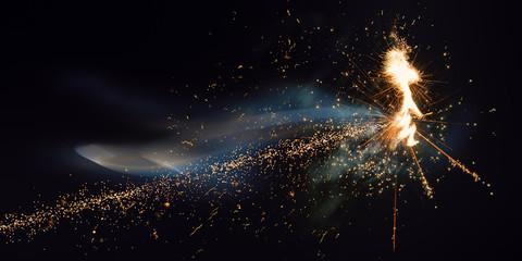 Fireworks Rider