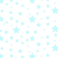 cute stars pattern background