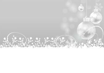 white christmas background