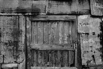 Wood's door