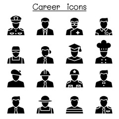 Career & Occupation icons